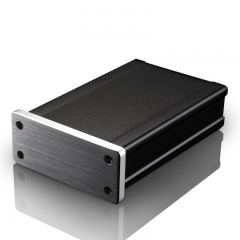 66.2x27.5-100 transformer enclosure aluminium box am radio transmitter