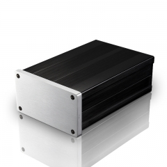 106x55-155 amplifier chassis enclosure equipment case aluminum amplifier enclosure